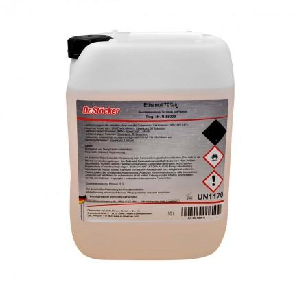 Ethanol Desinfektionsmittellösung