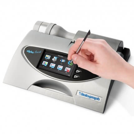 ALPHA Touch Spirometer