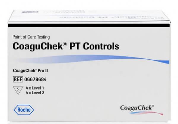 CoaguChek PT Controls für CoaguChek Pro II