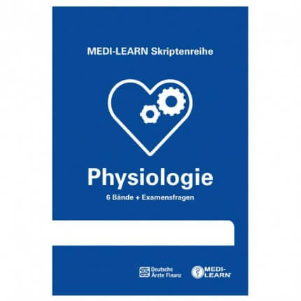 Skriptenreihe: Physiologie im Paket