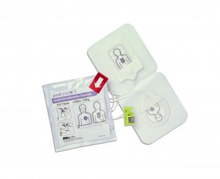 Pedi-padz II Elektroden für AED Plus