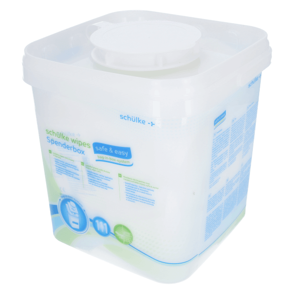 wipes safe & easy Spenderbox