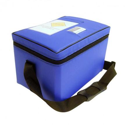 Medizinische Transporttasche BLD mit Temperaturanzeige