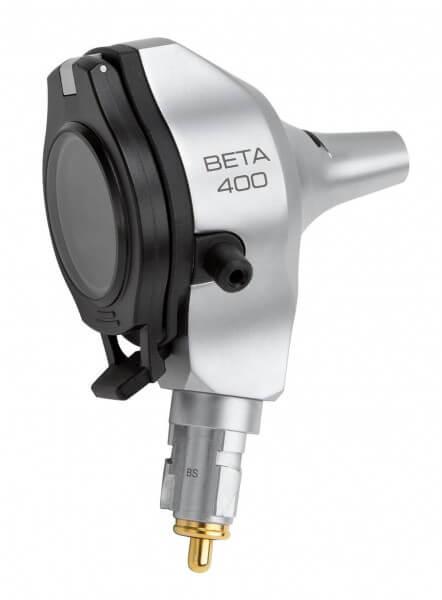 BETA 400 F.O. Otoskop-Kopf