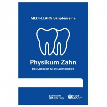 Skriptenreihe: Physikum Zahn