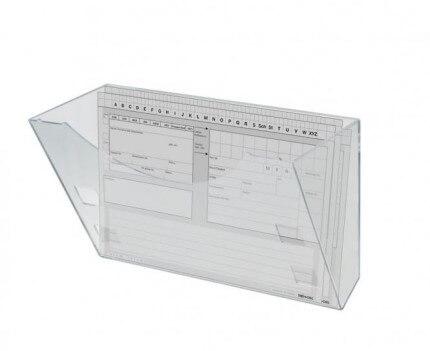 Storage Pocket for File Cards