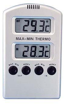 Thermomètre d'extérieur Maxima-Minima