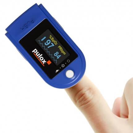 Pulsoximeter PULOX PO-200
