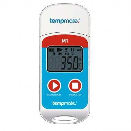 Temperaturlogger M1