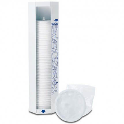 Distributeur pour sacs vomitoires SicSac