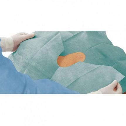 Foliodrape protect Fenestrated Surgical Drapecloths