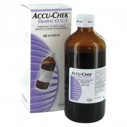 Accu-Chek Dextro OGT Glucose-Toleranztest