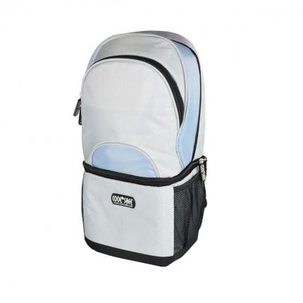 Rucksack mit integrierter Kühltasche