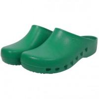 medimex mediPlogs grüne OP-Schuhe
