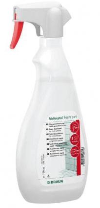 Meliseptol Foam pure Desinfektion