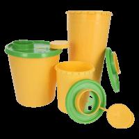 Haeberle Medi-Müll Entsorgungsboxen