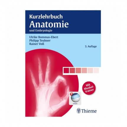 Kurzlehrbuch Anatomie