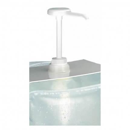Pompe distributrice pour gel d'échographie ECHOSON