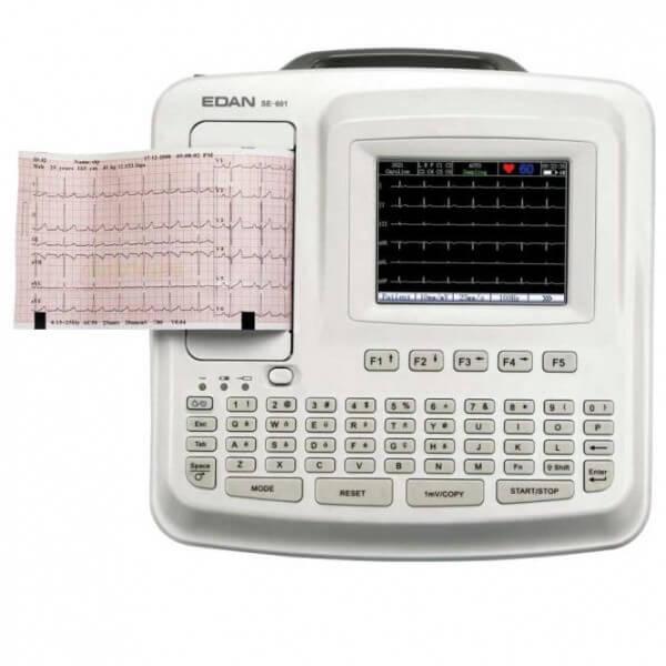 SE-601 B EKG