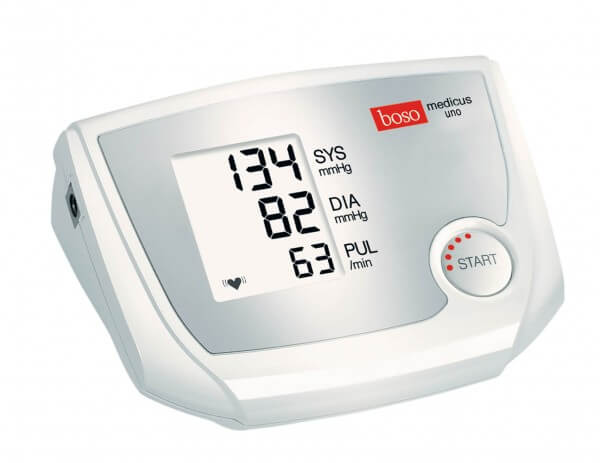 medicus uno Blutdruckmessgerät