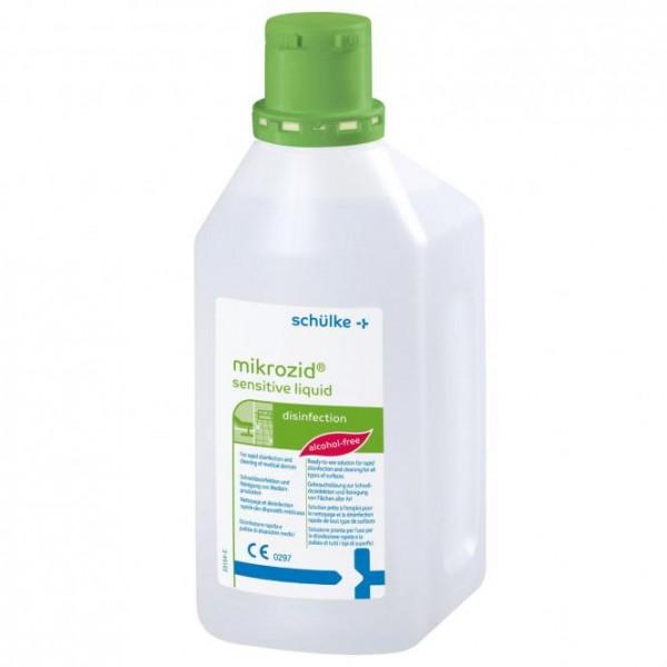 mikrozid sensitive liquid Inventarschnelldesinfektion