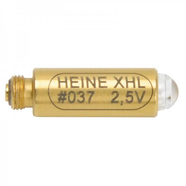 Ersatzlampe XHL-Halogen 2,5 V