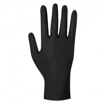 Gentle Skin Black Handschuhe