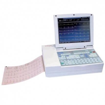AT-10 Plus Ruhe-EKG mit Vermessung