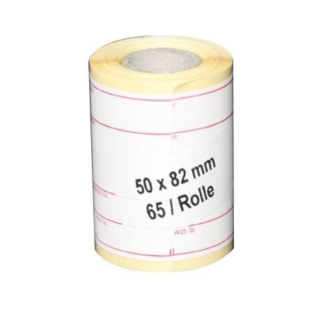 Etiketten für VML-GK2