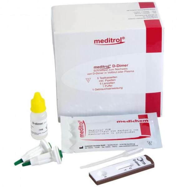 Meditrol D-Dimer Test