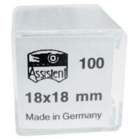 Hecht-Assistent Deckgläser für Mikroskopie