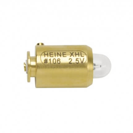 HEINE Ersatzlampe #106 für Ophthalmoskop-Kopf