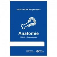 MEDI-LEARN Skriptenreihe: Anatomie im Paket