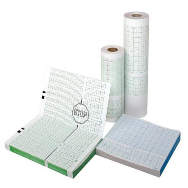 CTG-Papier für HP 8040A / 8041A