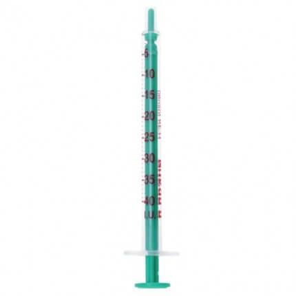 Injekt 40 Solo Insulinspritzen