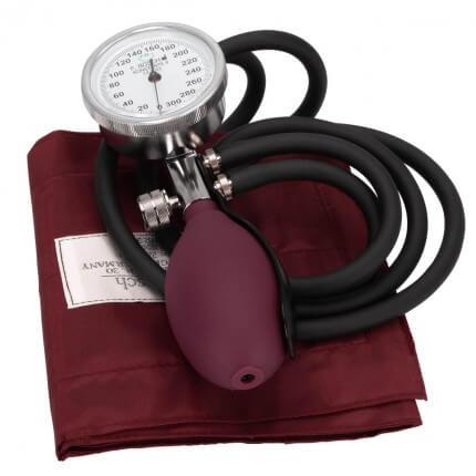 Set avec tensiomètre et stéthoscope plat