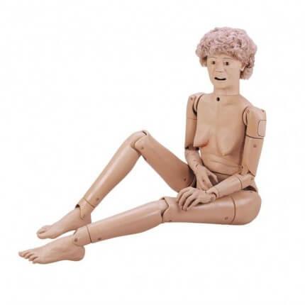 Mannequin de soins gériatriques II