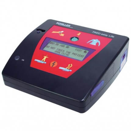FRED easy Life Defibrillator Vollautomat