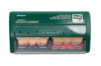 Distributeur de pansements Cederroths Salvequick