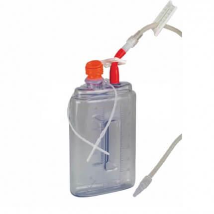 Single-use Redon Bottle