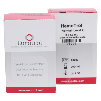 Hemotrol Kontrolllösung