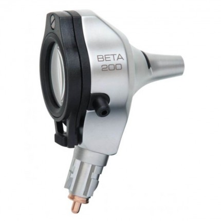 Tête d'otoscope BETA 200 F.O.