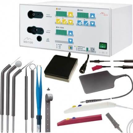 MD 100 HF-Elektrochirurgiegerät für Dermatologie
