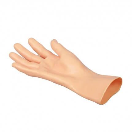 Peau de remplacement pour bras d'entraînement
