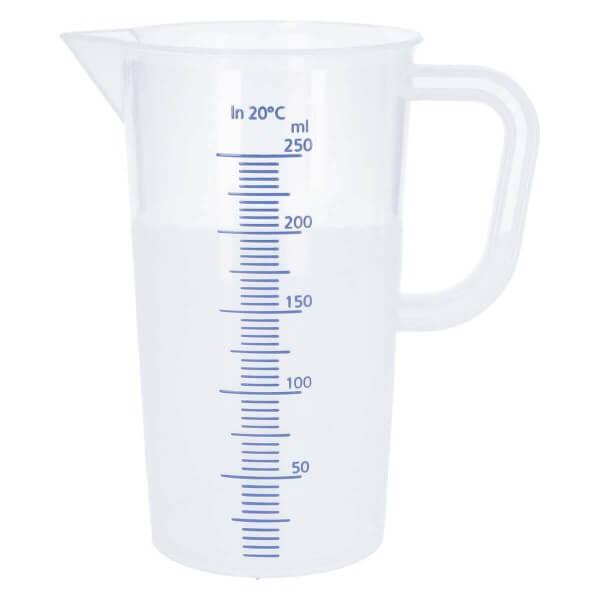 Verre mesureur plastique