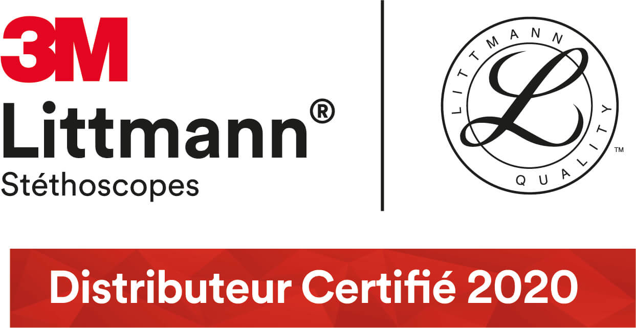 Littmann-Authorized-Distributor-2020-Logo-French