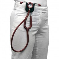 DocCheck Stethoscope-Clip