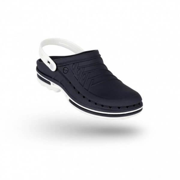 best sneakers 6cf48 9927f WOCK CLOG Schuhe mit Riemen Sterilisierbar bis 134 Grad