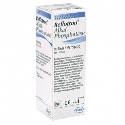 Reflotron teststroken