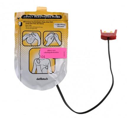 Trainingselektroden für Lifeline VIEW AED Trainer